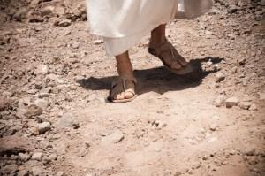 ZZZZZ jesus feet